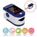 24H Shipping Portable Finger Pulse Oximeter Blood Oxygen Monitor Oxygen Saturation Monitor