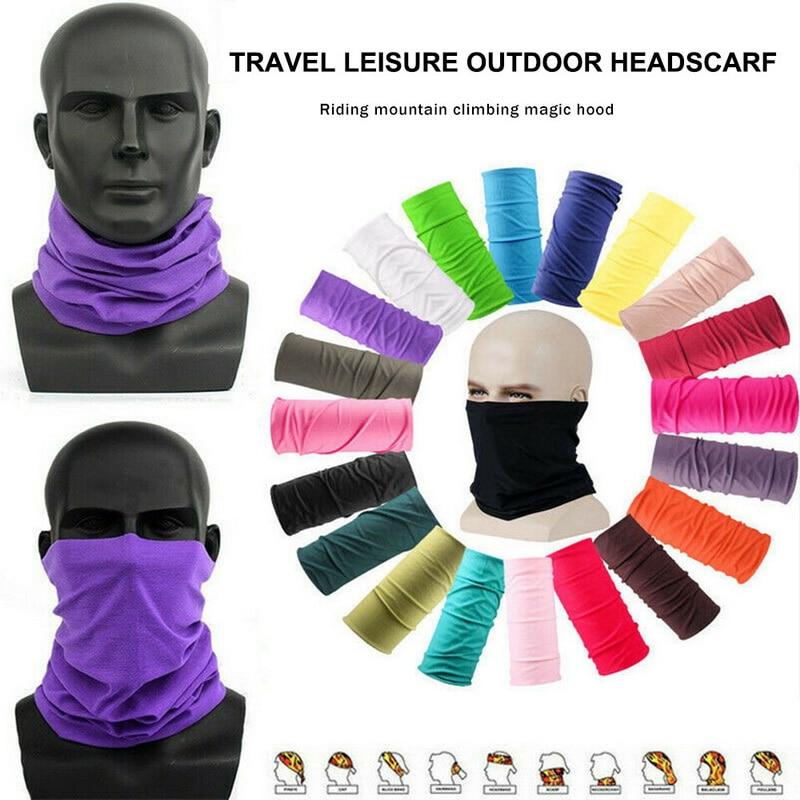 Unisex glavo obraz obraz vrat vrat prah šal bandana za šport na - Kampiranje in pohodništvo - Fotografija 3
