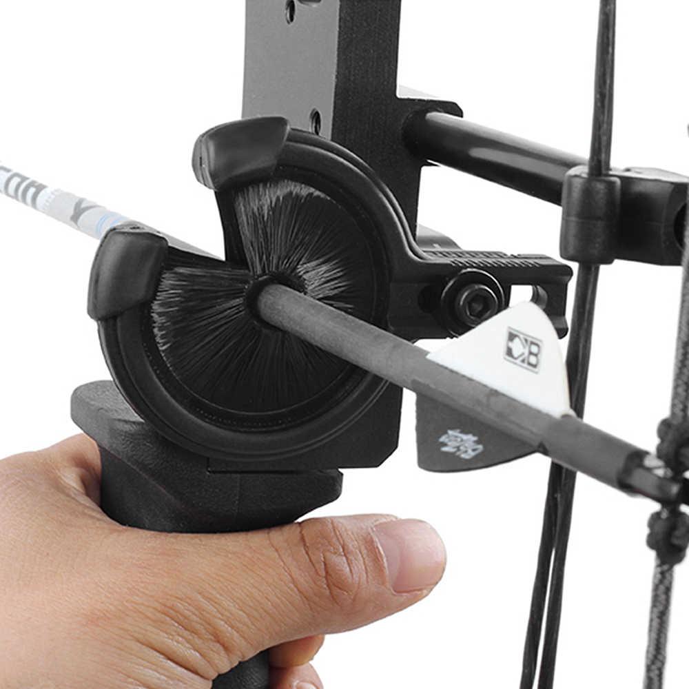 矢印ブラケットアーチェリー残り弓アーチェリーが左と右の手入手可能矢印アクセサリー