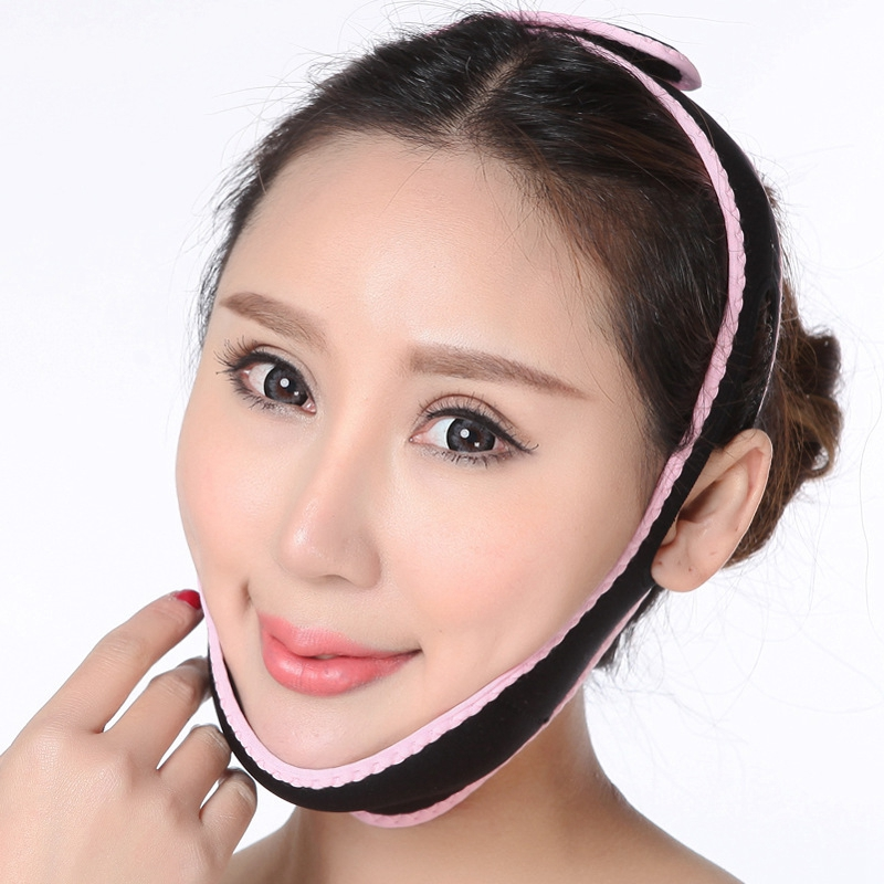 V-Face Correction Sleeping Face Shaper Face-lift Device Powerful 3D Facial Beauty Tool Thin-Face Bandages Skin Care Products