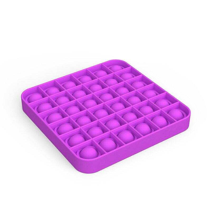 Toys Adult Bubble-Sensory-Toy Autism Reliver It-Fidget Anti-Stress Funny Squishy Push-Pop img4