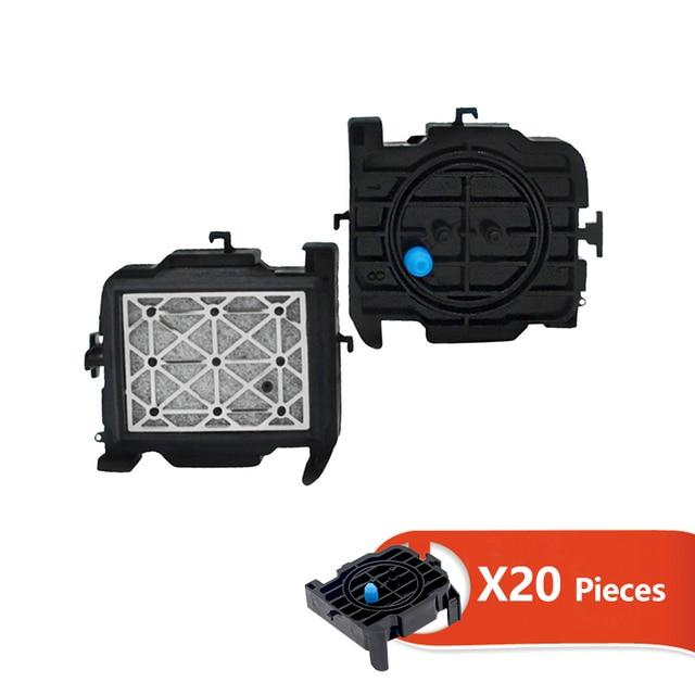 20pcs DX5 Capping Station Compatible for Mimaki jv33 jv5 cjv30 Mutoh vj1604 vj1638 Galaxy Roland RA640 DX5 printhead Cap Station