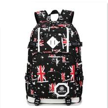 Korean Version Of The Shoulder Bag Men'S Fashion Trend Casual High School Camouf