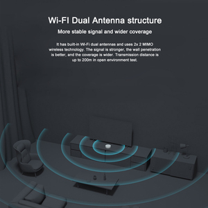 Image 5 - Xiaomi Mijia Multi Mode Smart Gateway Voice Remote Control Automation work with ZigBee WIFI Bluetooth Mesh Smart Linkage Devices