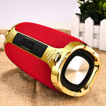 LIGE Original Bluetooth Speaker Waterproof Portable Outdoor Wireless Mini Column Box Speaker Support TF card FM Stereo Hi-Fi Box цены