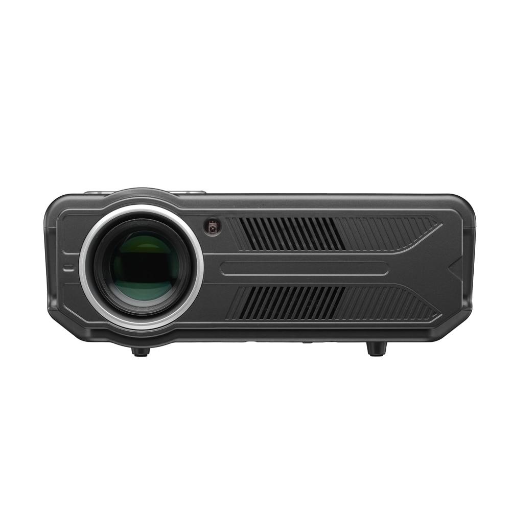 Rigal RD-818 3500 люмен светодиодный проектор 1280*800P 1500: 1 Контрастность домашний кинотеатр Видеопроектор-базовая версия