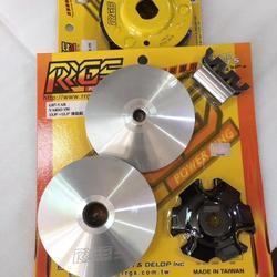 Zestaw kopertówek do PCX CLICK VARIO 125/150 tuning variator jiso pads racing upgrade increace z maksymalną prędkością części zamienne