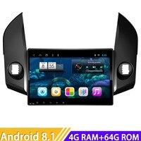 Roadlover Android 8.1 Car Multimedia Radio For Toyota RAV4 2009 2010 2011 2012 Stereo GPS Navigation Automagnitol 2 Din NO DVD
