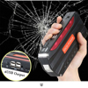 Multi-Function Mini Portable Emergency Battery Charger Car Jump Starter High Capacity Booster Power Bank Starting Device Cables promo