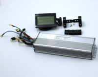 48V 1500 2000W 45Amax Brushless DC Motor Controller Ebike LCD3 KUNTENG LCD Controller +KT LCD3 Display One Set