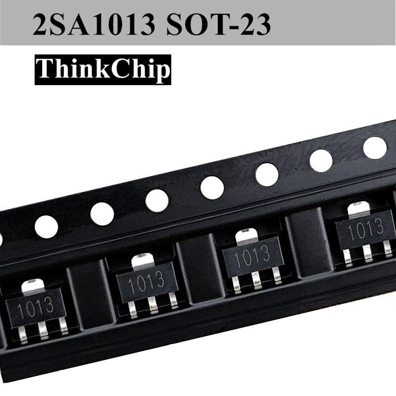 Free Shipping 2SA1013 SOT-89 PNP Transistor Chip Transistor  (Marking 1013)