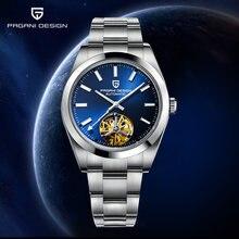 Новинка 2021 tourbillon pagani дизайнерские мужские часы механические