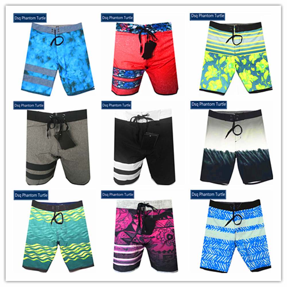 Promotion Polyester Spandex Boardshorts Swimwear 2020 Brand Fashion Dsq Phantom Turtle Beach Board Shorts Mens Hawaiian Shorts