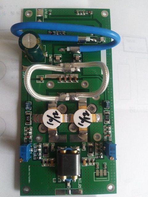 Módulo amplificador de potencia, módulo amplificador de potencia, Transmisor FM, 80 110Mhz, 300W