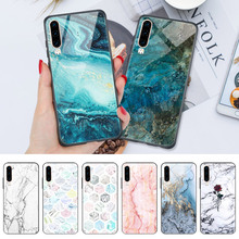 Bright Marble FOR Huawei P30 Lite Case FOR P20 PRO P10 P9