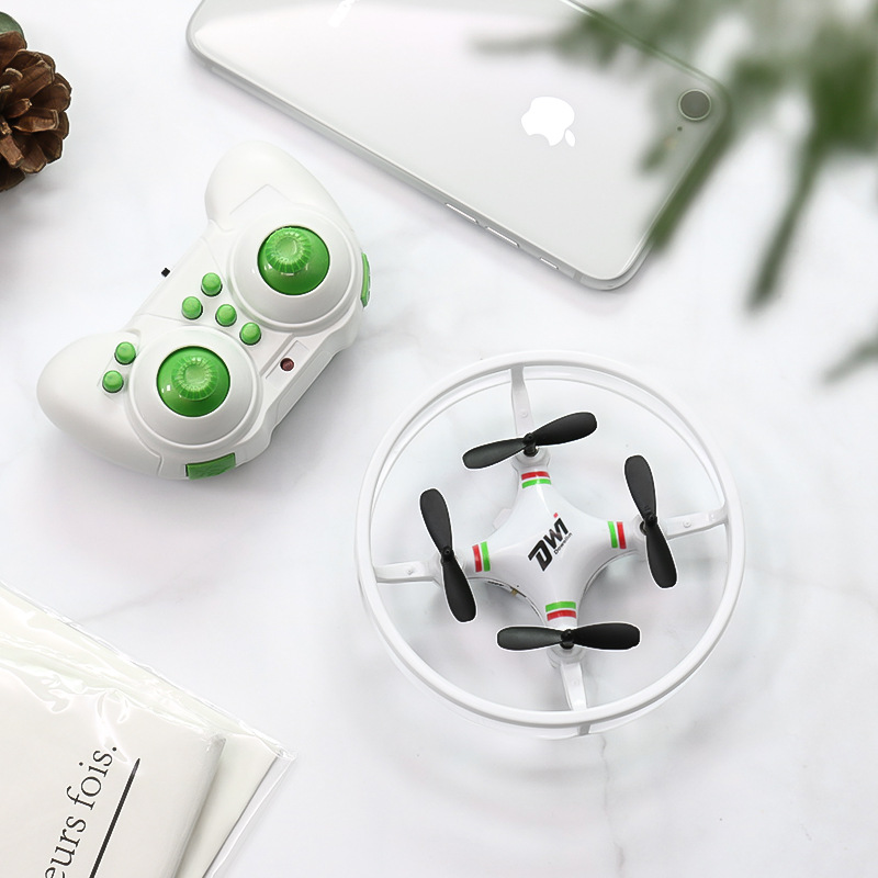 DWI D1 Mini Unmanned Aerial Vehicle Aerial Photography Drop-resistant Quadcopter Electric CHILDREN'S Toy Rechargeable Remote Con