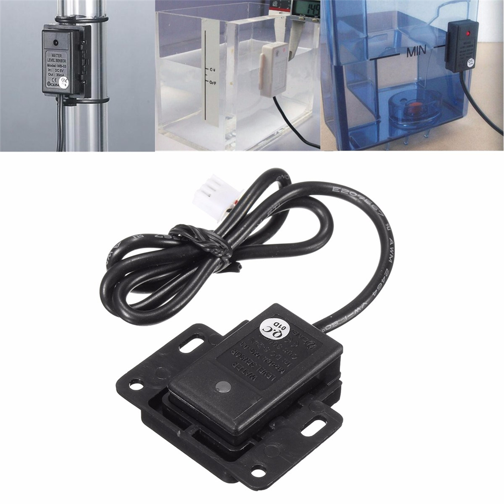 12-24V Water Level Sensor Switch Non-contact Tank Liquid Container