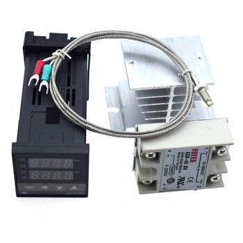 PID Temperature Controller Panel Measurement & Analysis Instruments