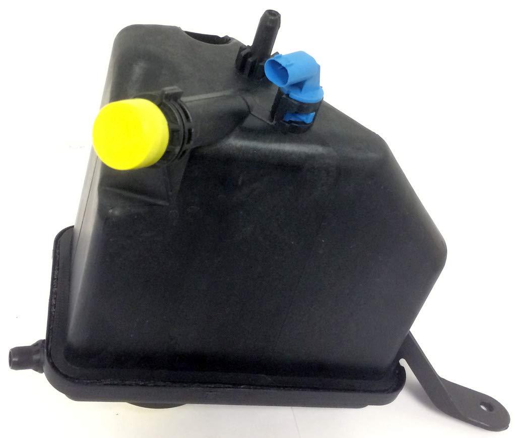 Radiator Coolant Overflow Recovery Expansion Tank w Sensor for BMW E60 E63 E64