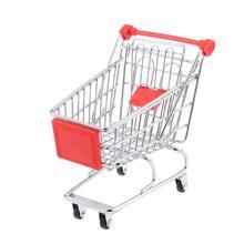 Handcart-Storage Supermarket Kids Cute Mini Children for Gift Toy Wonderful Home-Decor