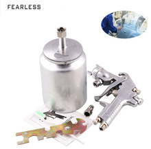 цена на Car supplies modified car high pressure spray gun air spray gun 3mm paint pneumatic spray gun
