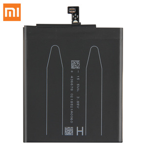 Image 3 - XiaoMi Original Replacement Battery BM33 For Xiaomi Mi 4i Mi4i 100% New Authentic Phone Battery 3120mAh