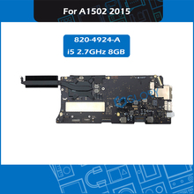 A1502 Motherboard i5 2.7GHz 8GB 820-4924-A For Macbook Pro Retina 13″ A1502 Logic board Replacement 2015 MF839