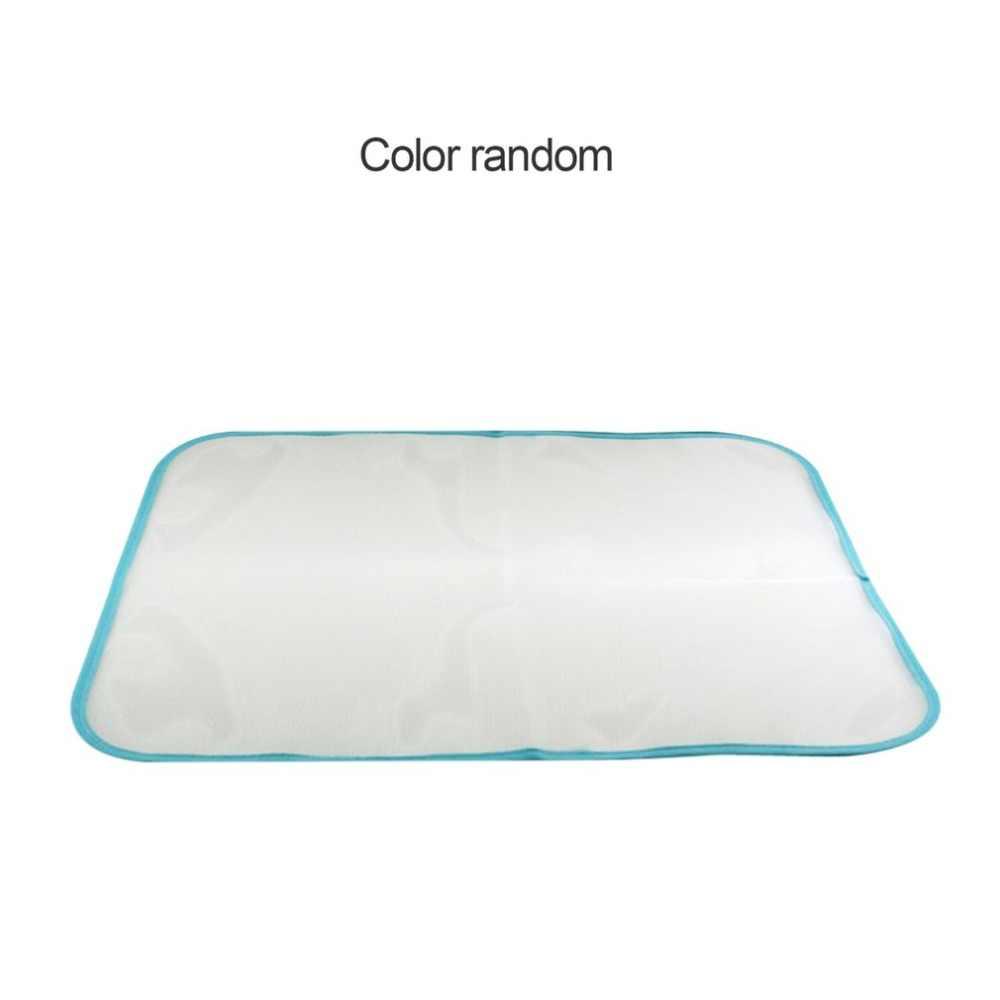 Setrika Uap Alat Pelindung Tekan Mesh Setrika Cloth Melindungi Untuk Halus Pakaian Garmen Pad untuk A19/A52 Rumah Tangga