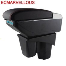 Decoration Accessories Car-styling Car Arm Rest Interior Accessory Auto Automobiles Parts Armrest Box 17 FOR Honda City