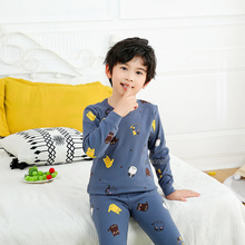 Pants-Set Sleep-Outfits Kids Clothing Toddler Infant 2-13years Baby-Boys for Suit
