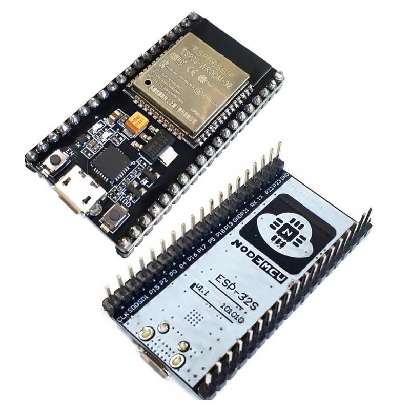 ESP32-DevKitC основной плате ESP32 макетная плата ESP32-WROOM-32D ESP32-WROOM-32U WI-FI + Bluetooth IoT NodeMCU-32S Беспроводной модуль