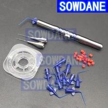1 Set Dental Wortelkanaalbehandeling Bestand Extractor Houder Speciaal Gereedschap Voor Tandartsen Dental Instrument Gereedschap
