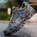 Камуфляжная Мужская обувь; Повседневные Дышащие модные кроссовки для мужчин; повседневная обувь для взрослых; zapatos de hombre; большие размеры ...