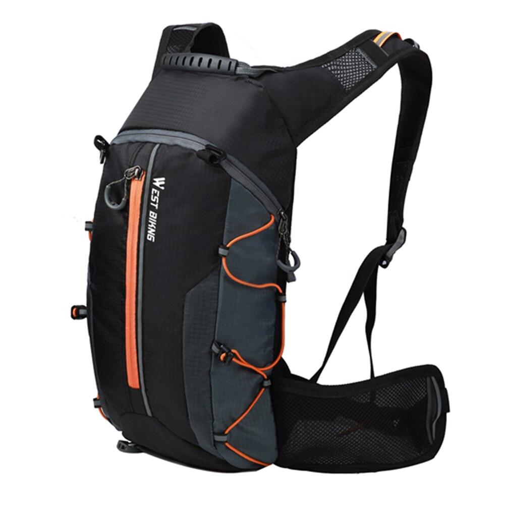 WEST BIKING Waterproof Bicycle Bag Outdoor Sport Climbing Camping Bike Cycling Backpack for Men Women