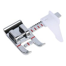 Sewing machine foot gauge Presser sewing  Sew Easy Foot / Adjustable Guide Quilt/Sew 1pcs