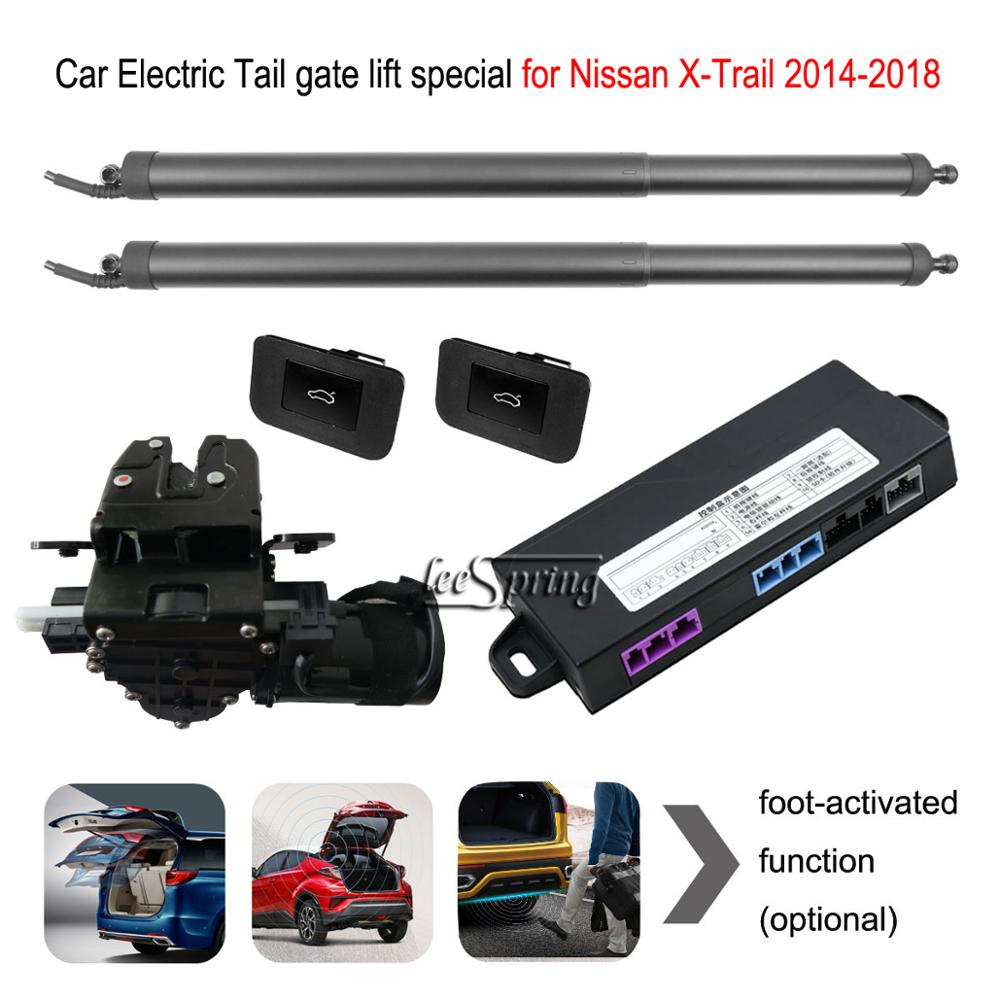 Car Electric Tail Gate Lift Special For Nissan X-Trail 2014-2018 Easily For You To Control Trunk