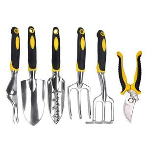 6 Piece Gardening Tool Kit inc