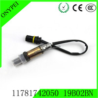 11781742050 19B02BN Lambda Oxygen Sensor For BMW E39 E46 E53 Land Rover 4 Wire 0258003477 250-24611