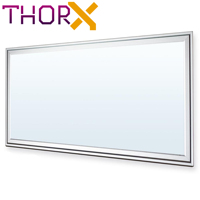 ThorX 60x30 cm Ultraslim LED Panel 20 W, 1600 Lm ceiling light with mounting clips and led driver cool/warm/neutral white
