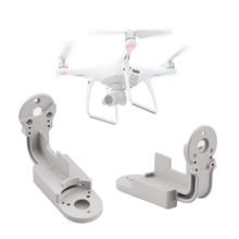 Soporte de aluminio de cardán de brazo de Yaw para DJI Phantom 4 PRO Drone avanzado, pieza de repuesto, soporte estabilizador de accesorios de reparación
