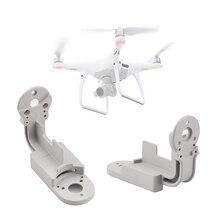 Yaw Arm Gimbal aluminiowy kątownik do DJI Phantom 4 PRO zaawansowany dron wymiana części naprawa akcesoriów stabilizator Holder