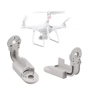 Image 1 - Yaw kol Gimbal alüminyum braketi DJI Phantom 4 PRO için gelişmiş Drone yedek parça tamir aksesuarı sabitleyici tutucu