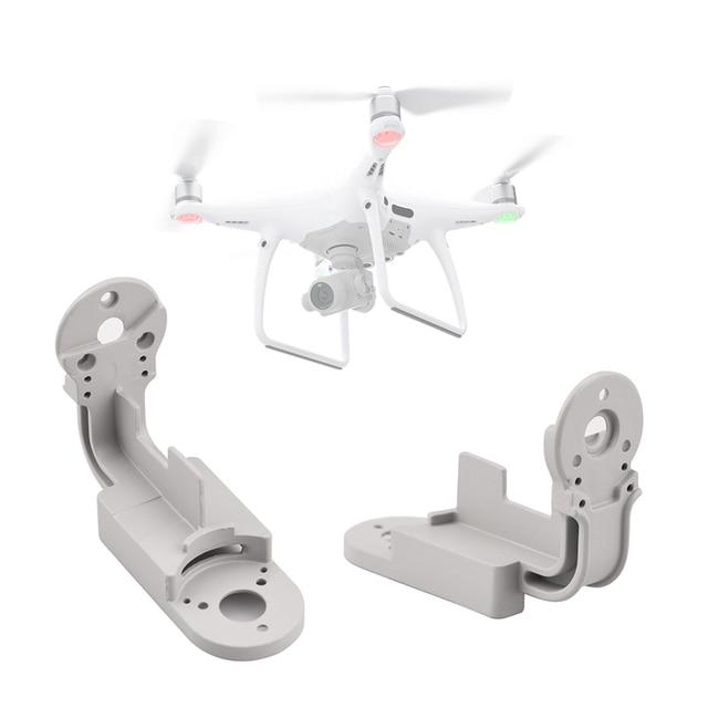 Yaw kol Gimbal alüminyum braketi DJI Phantom 4 PRO için gelişmiş Drone yedek parça tamir aksesuarı sabitleyici tutucu