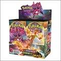 Покемон TCG: меч и щит темноты Ablaze Booster Box Pokemon Cards 36 Pack Box