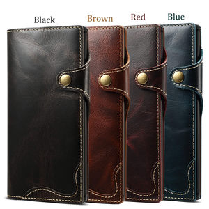 Image 5 - Brieftasche Fall Für Samsung Galaxy Note 20 Ultra S20 Plus S8 S9 S10E S10 5G Hinweis 10 8 9 echtes Leder Flip Cover Handgelenk strap Fall