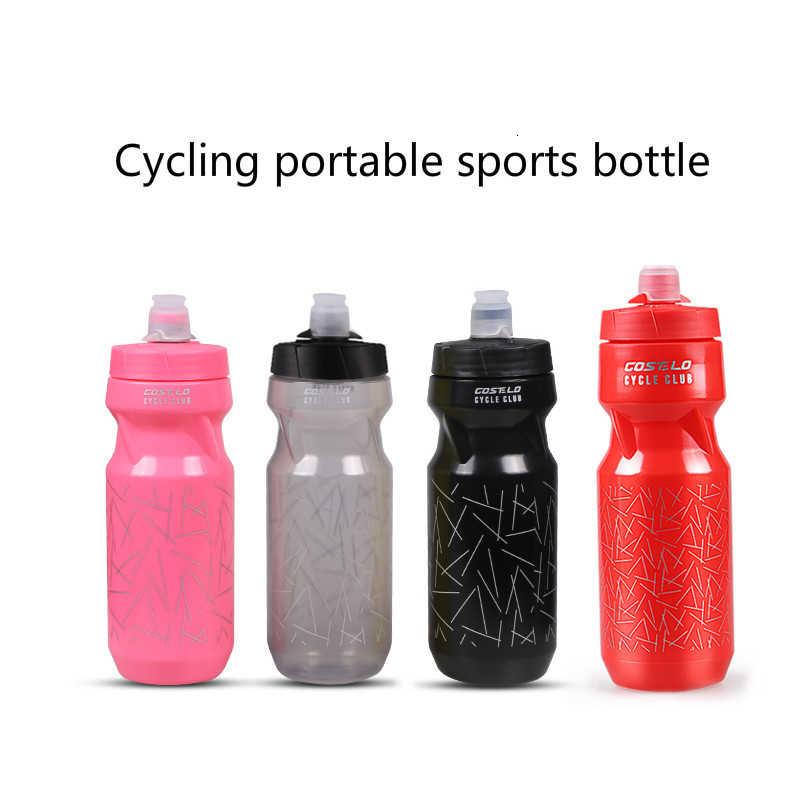 710ML taşınabilir bisiklet su şişeleri açık bisiklet bisiklet kamp yürüyüş spor Ultralight manyetik içecek şişeleri