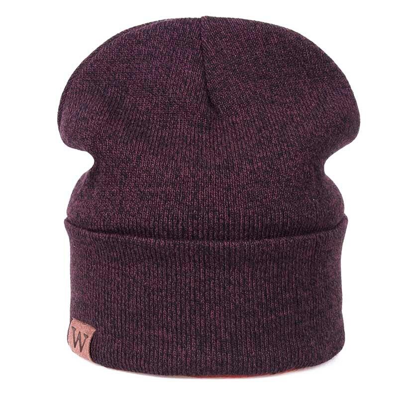 YEABIU, зимняя женская шапка, шарф, перчатки, набор, теплые, для девушек, Skullies Beanies, шапка, Infinity, для мужчин, шапка с сенсорным экраном, перчатки, набор для женщин - Цвет: wine red 1