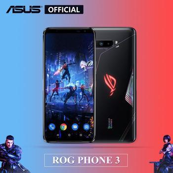 Перейти на Алиэкспресс и купить ASUS ROG 3 смартфон с глобальной прошивкой, 5G, Snapdragon 865/865Plus, 128 ГБ, 6000 мАч, NFC, Android Q, 144 Гц, FHD + AMOLED, игровой телефон ROG3