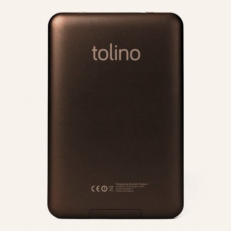 e-Book Reader Built in Light WiFi ebook Tolino Shine e-ink 6 inch Touch Screen 1024x758 electronic Book Reader 2