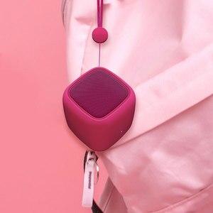 Image 5 - Huawei originais Honra AM510 Portátil Microfone Alto Falante Mãos livres Chamando Sem Fio Bluetooth Alto falantes Estéreo Surround Graves Profundos